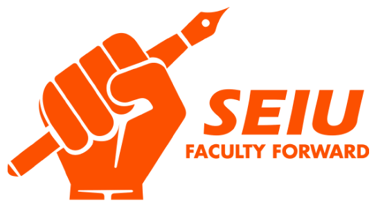 SEIU Faculty Forward Logo