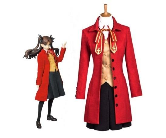 Cosplay Rin Tohsaka Fate Stay Knight