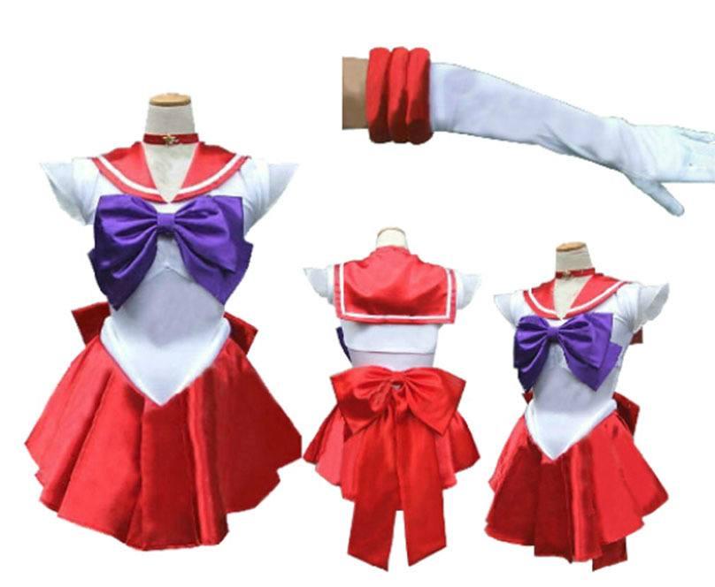 Cosplay Sailor Marte - Sailor Moon