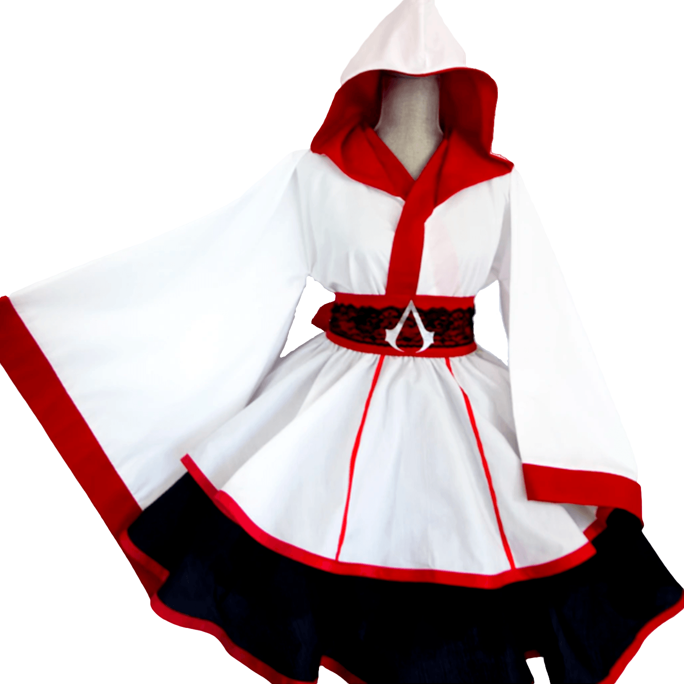 Cosplay Vestido Lolita Assassins Creed