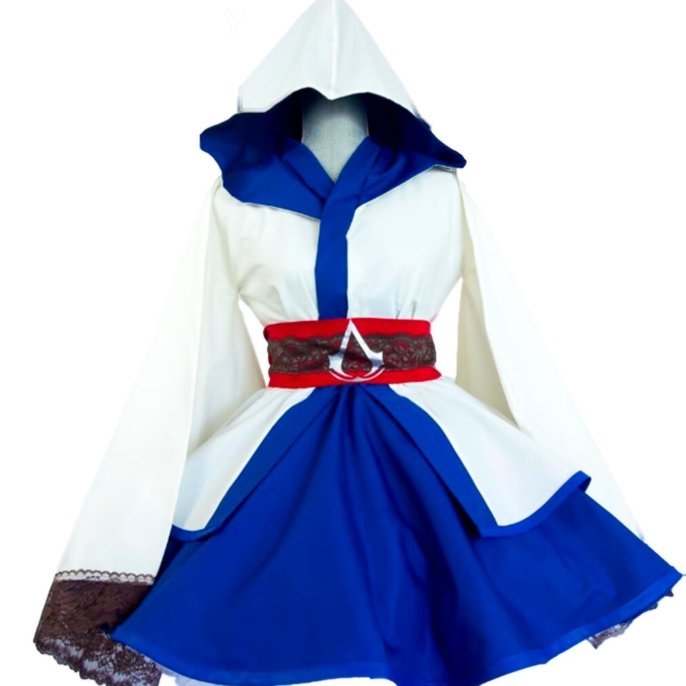 Cosplay Vestido Lolita Assassin's