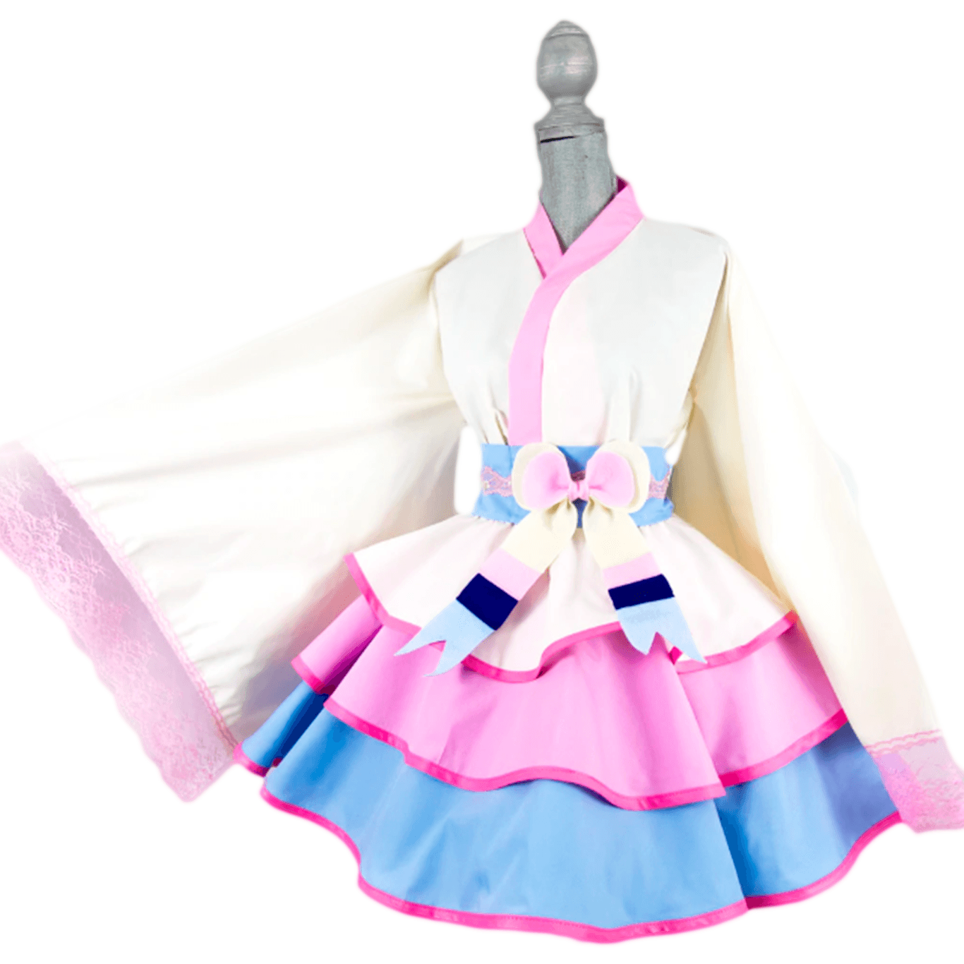 Cosplay Vestido Lolita Bow Evolution