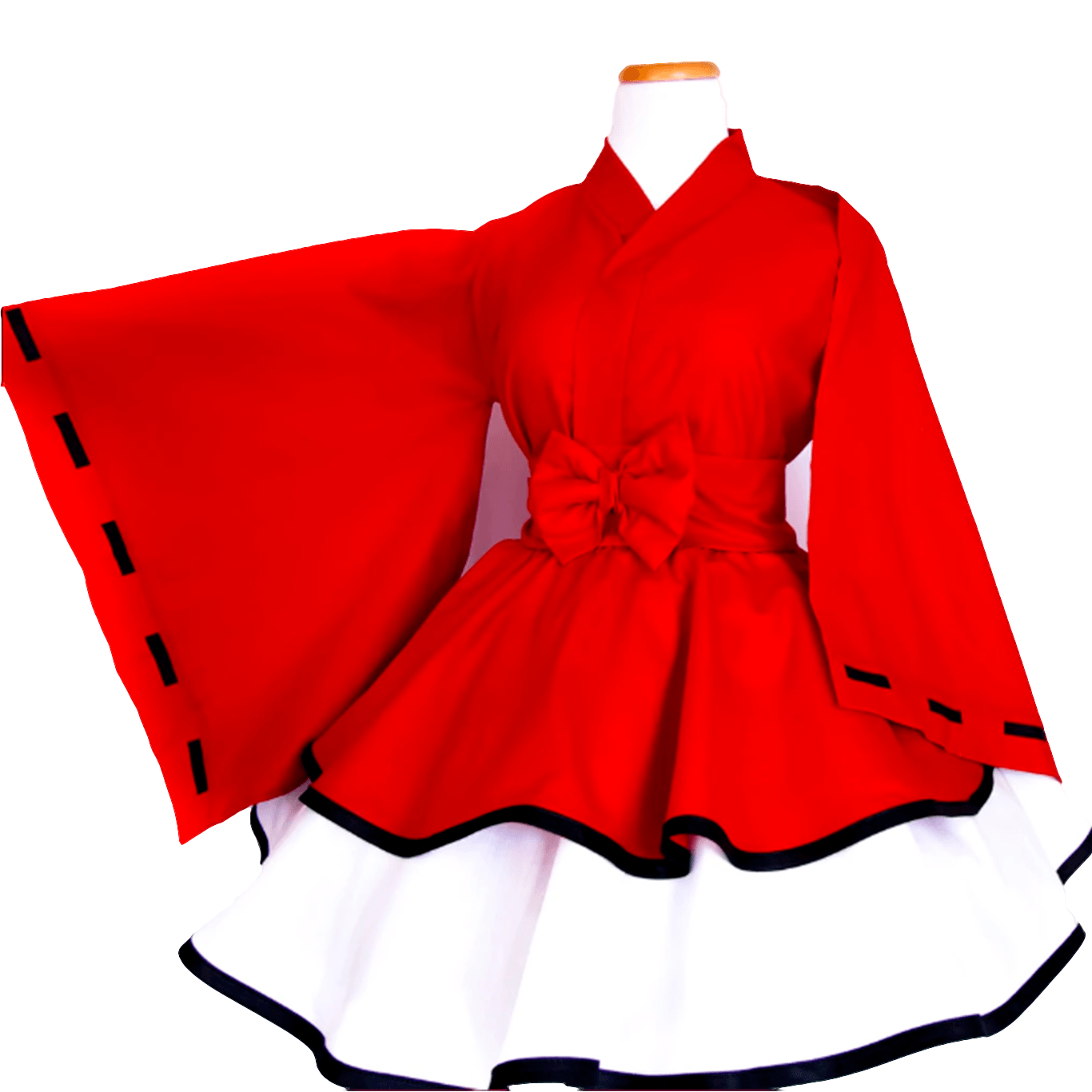 Cosplay Vestido Lolita Inuyasha