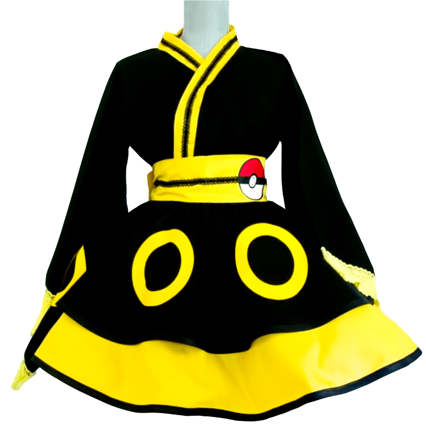 Cosplay Vestido Lolita Pokemon Pokebola