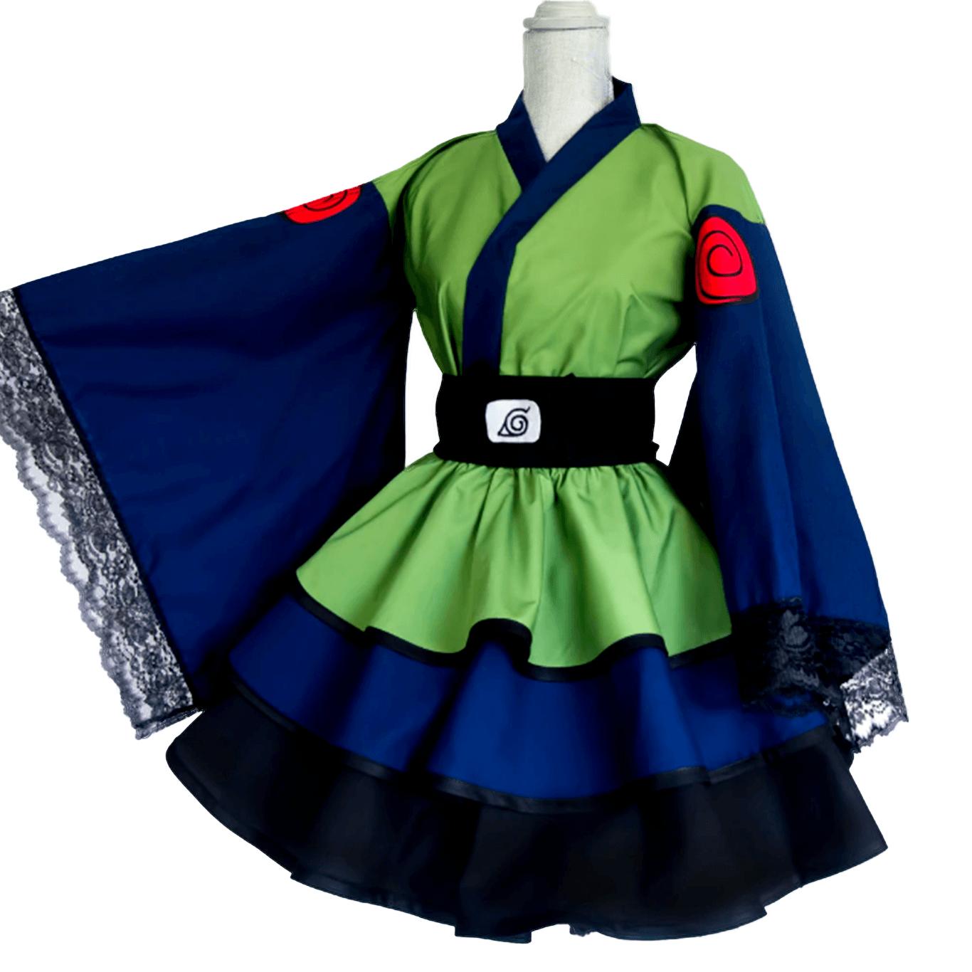 Cosplay Vestido Lolita Sensei