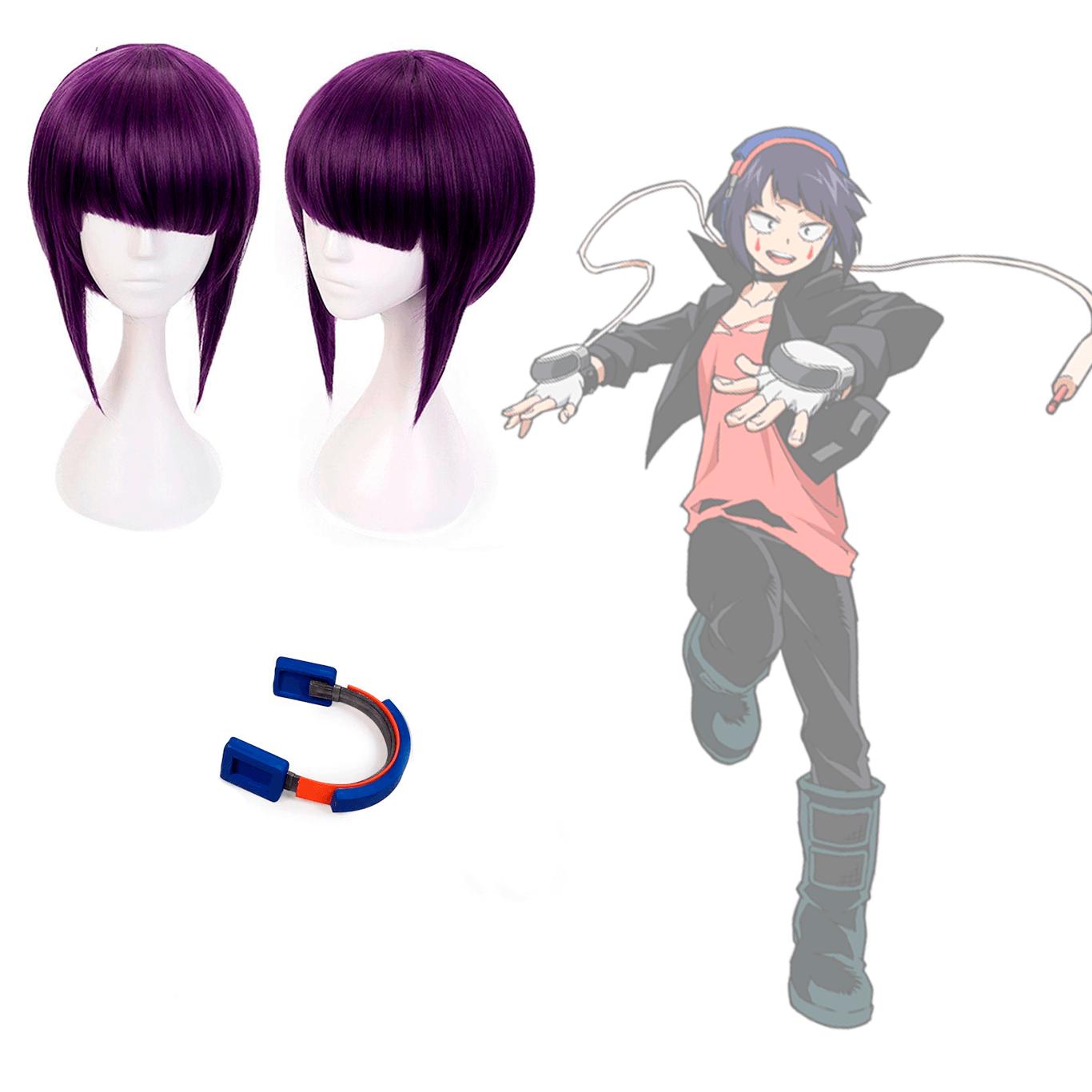 Kit cosplay  Kyoka Jiro, Boku no Hero Academia