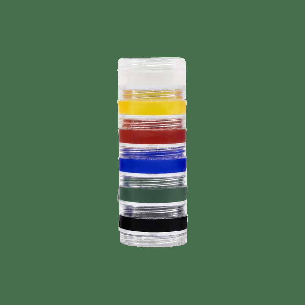 Kit Tinta Cremosa 5 Cores Colormake