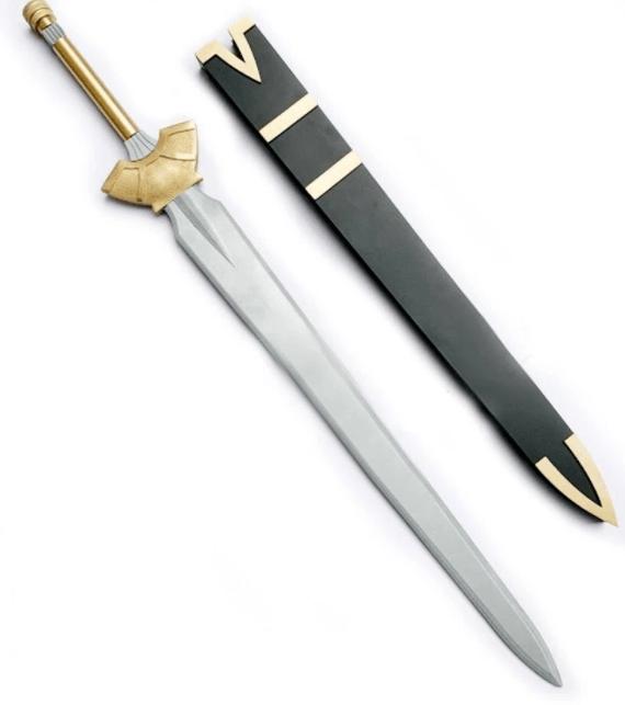 The Rising of the Shield Hero Raphtalia Sword