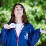 Picture of NSLI-Y Student Rebecca