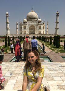 Ava from NSLI-Y Hindi AY program