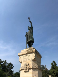 tephen the Great statue