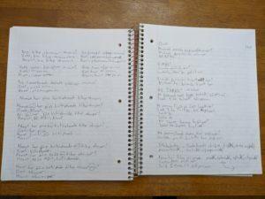 Sawyer's Turkish notes