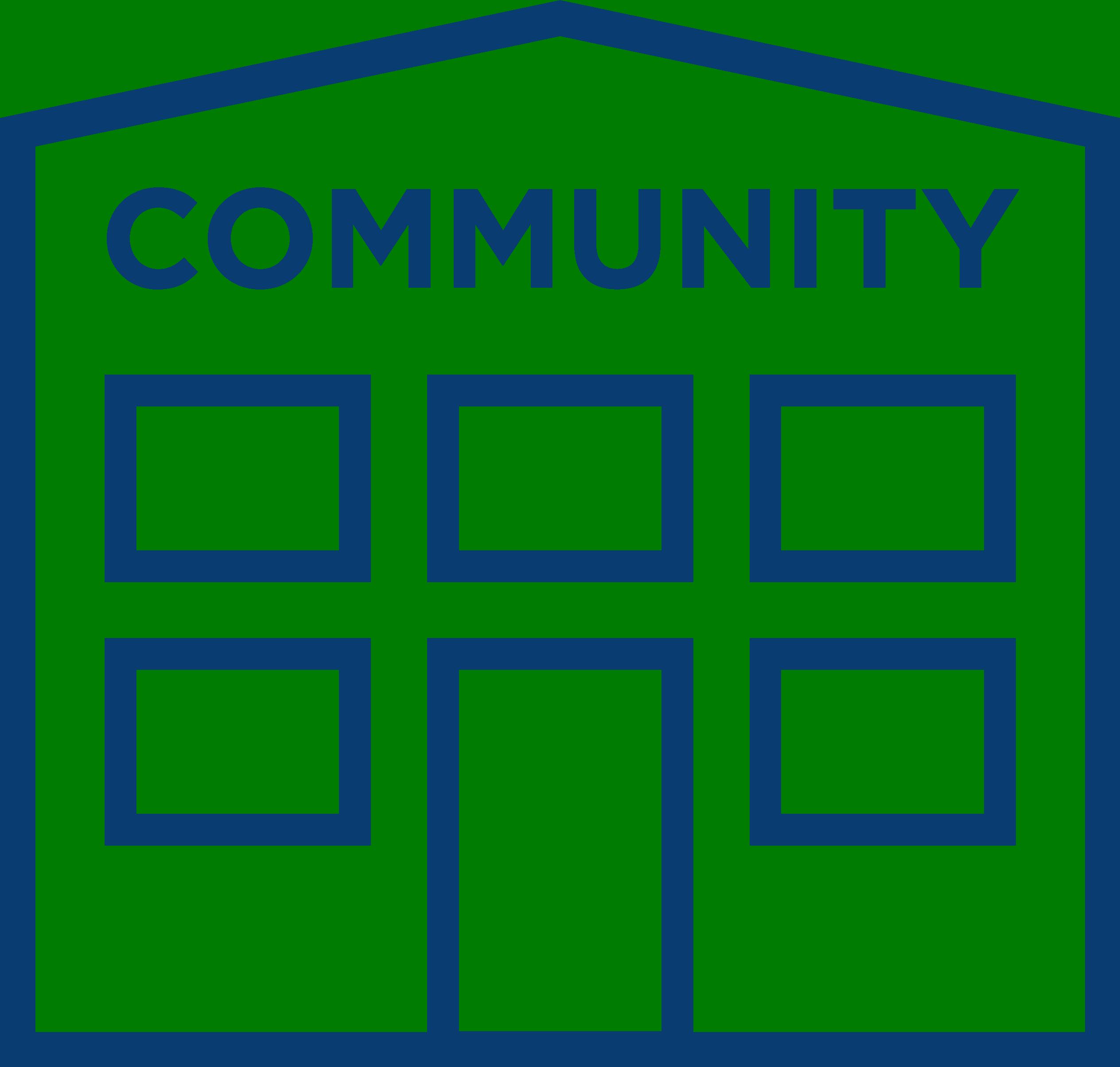 Community Health Icon