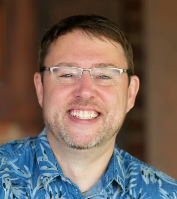 Photo of Paul Ingram