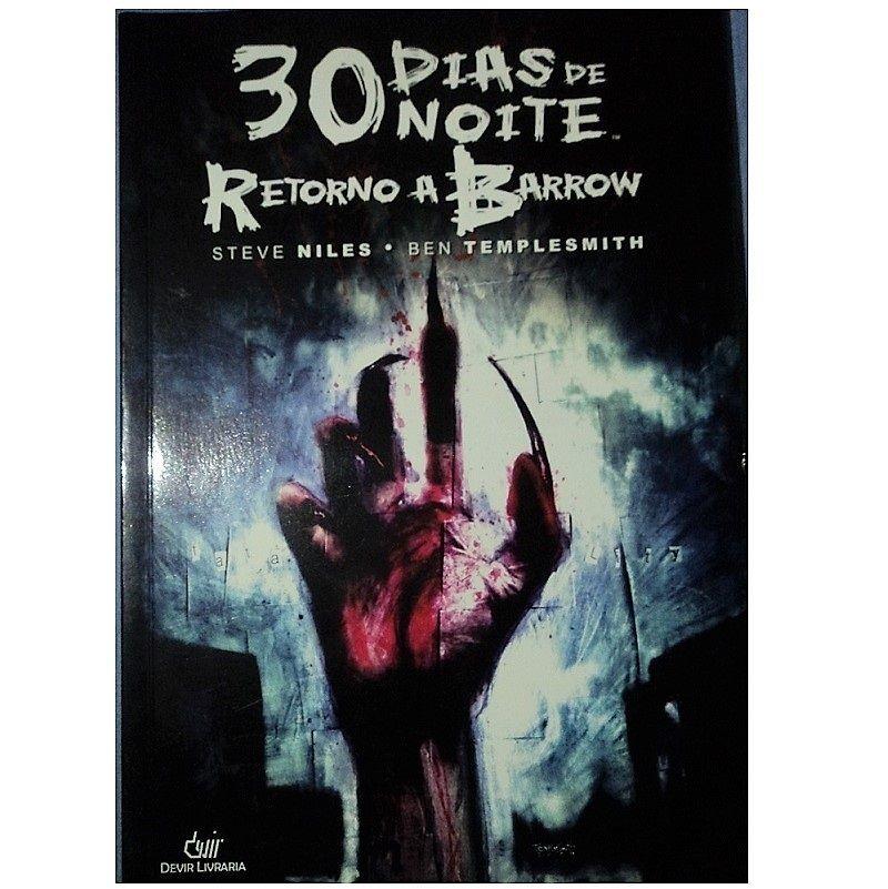 30 Dias de Noite - Retorno a Barrow - HQ - Devir