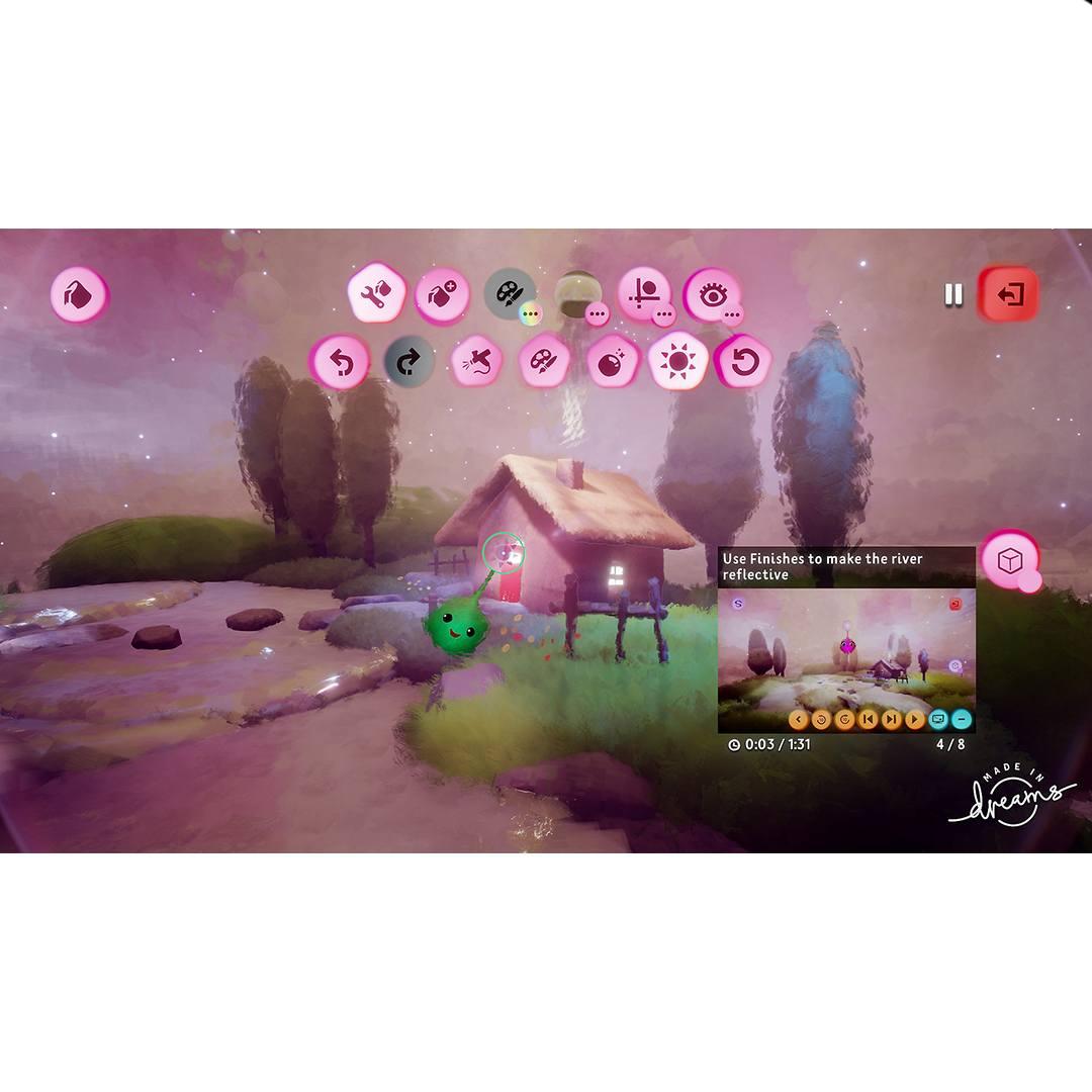 Jogo Dreams - PS4