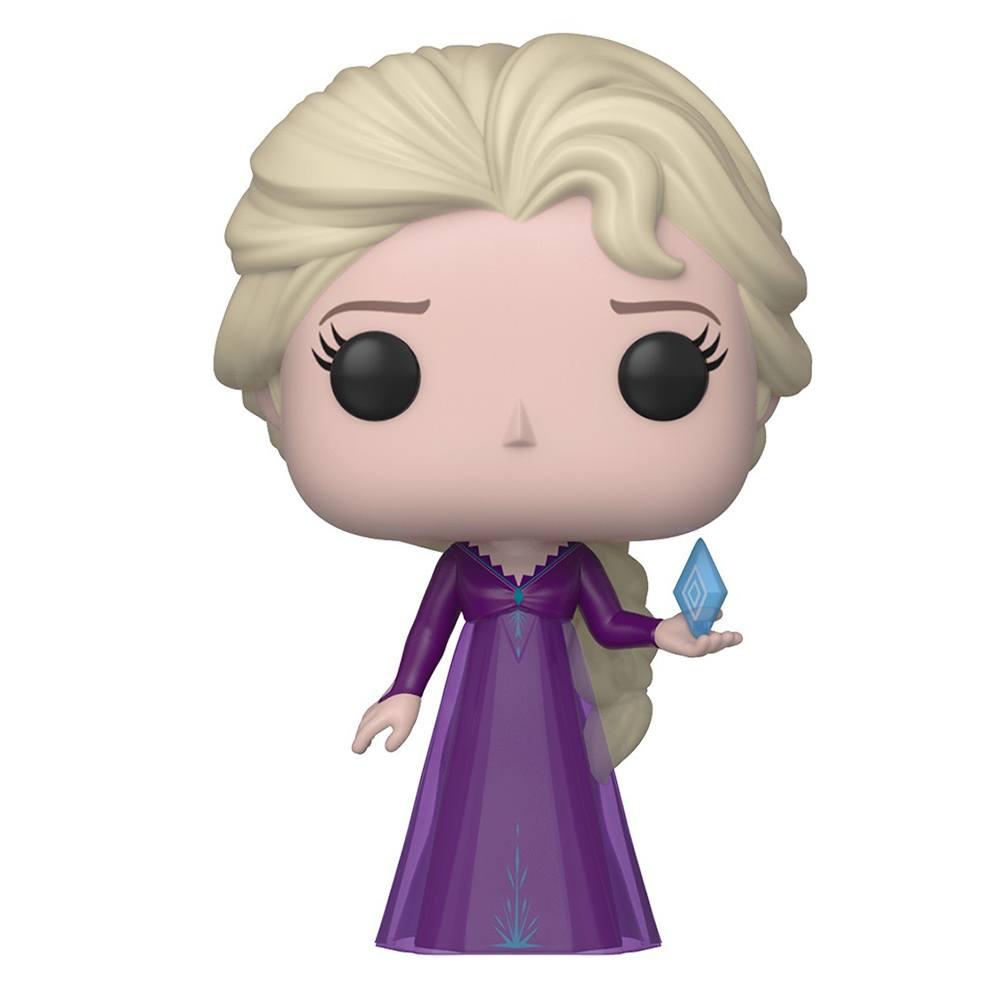 Funko Pop Frozen 2 - Elsa de Pijama 594 Exclusivo