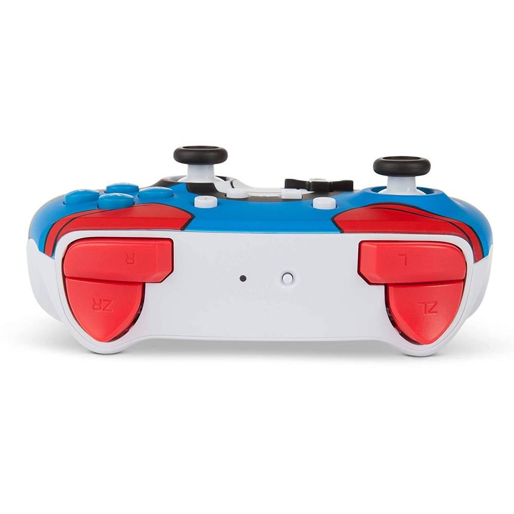 Controle Sem Fio Aprimorado PowerA Para Nintendo Switch - Great Ball