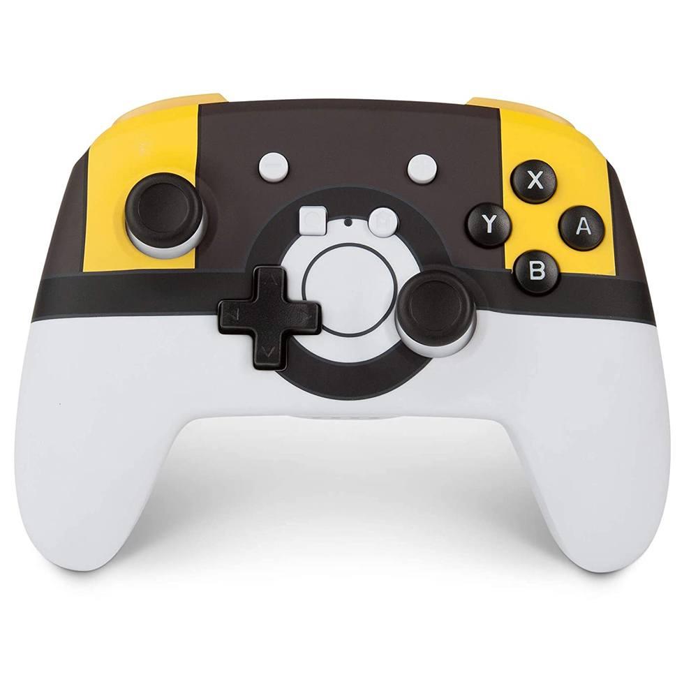 Controle Sem Fio Aprimorado PowerA Para Nintendo Switch - Ultra Ball