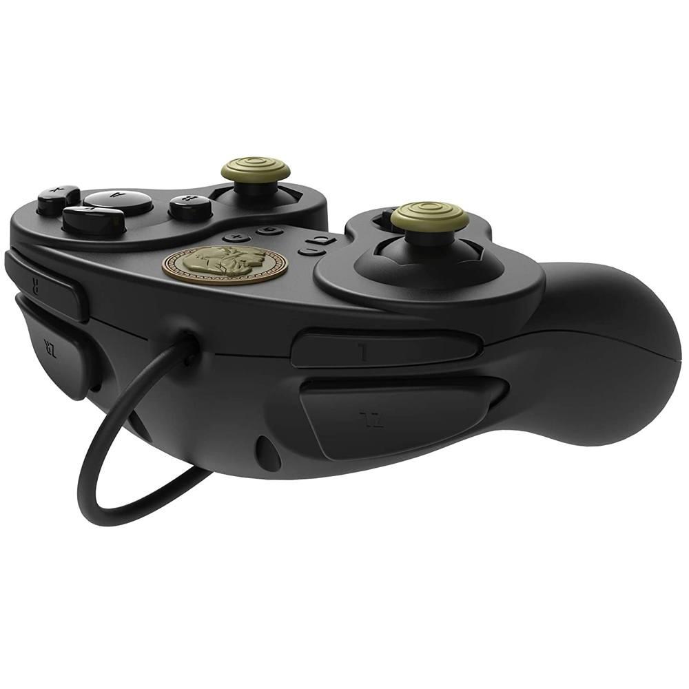 Controle Com Fio para Nintendo Switch Smash Pad Pro Link - PDP