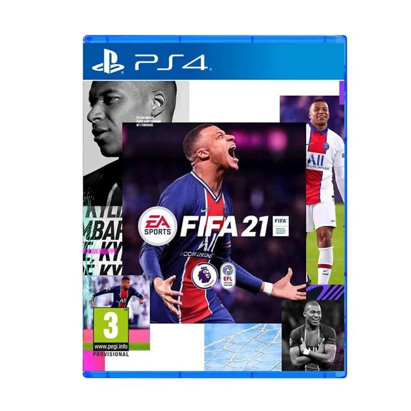 Jogo FIFA 2021 - PS4