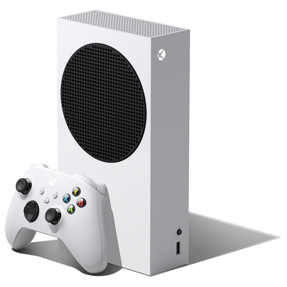 Console Microsoft Xbox Series S, 512GB, Branco