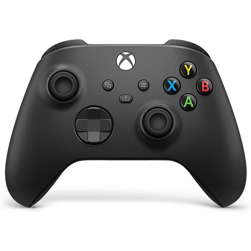 Controle Microsoft Xbox Series X/S Sem Fio Carbon Black