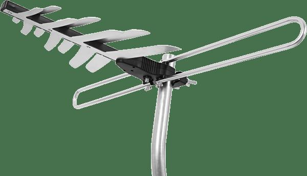 Antena de TV Externa Digital Intelbras FM/UHF/VHF/HDTV AE 4010