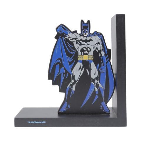 Aparador de livro madeira Batman