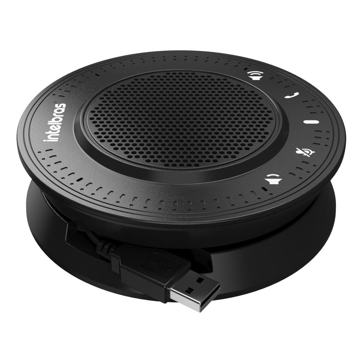 Audio conferência Intelbras CAP 100 USB