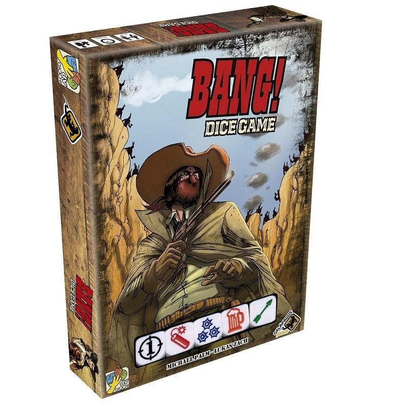 Bang! Dice Game - Galápagos