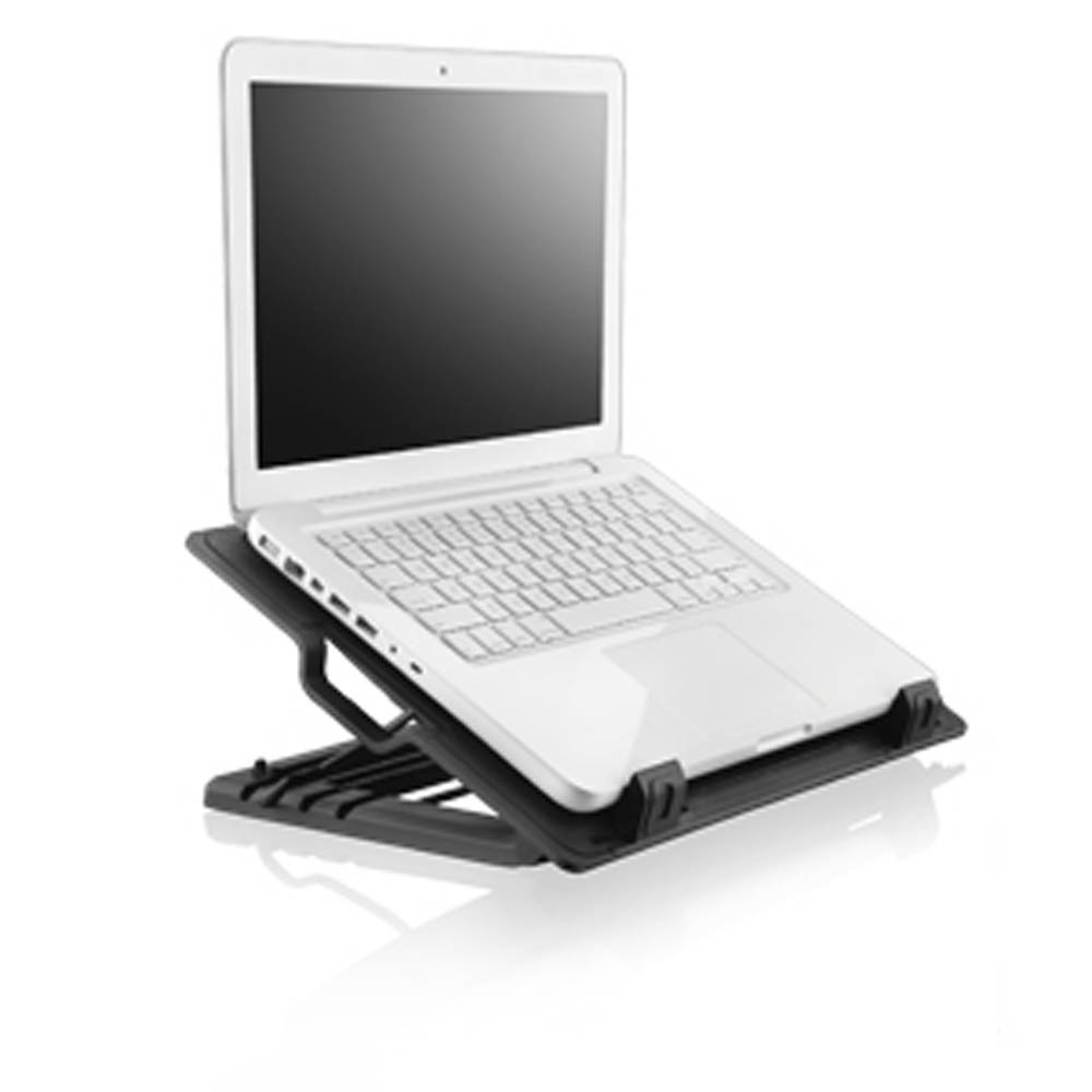 Base Cooler Multilaser Vertical Para Notebook Preto - AC166