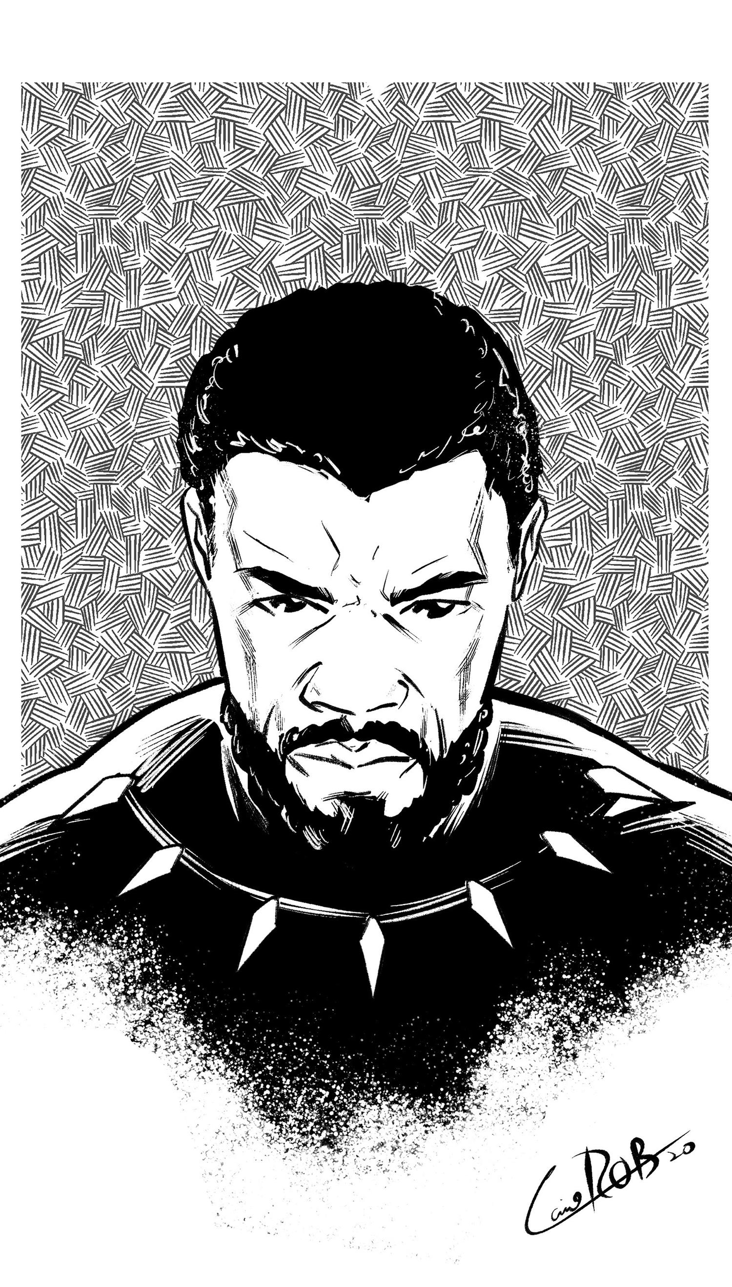 Wakanda Forever - Tributo a Chadwick Boseman