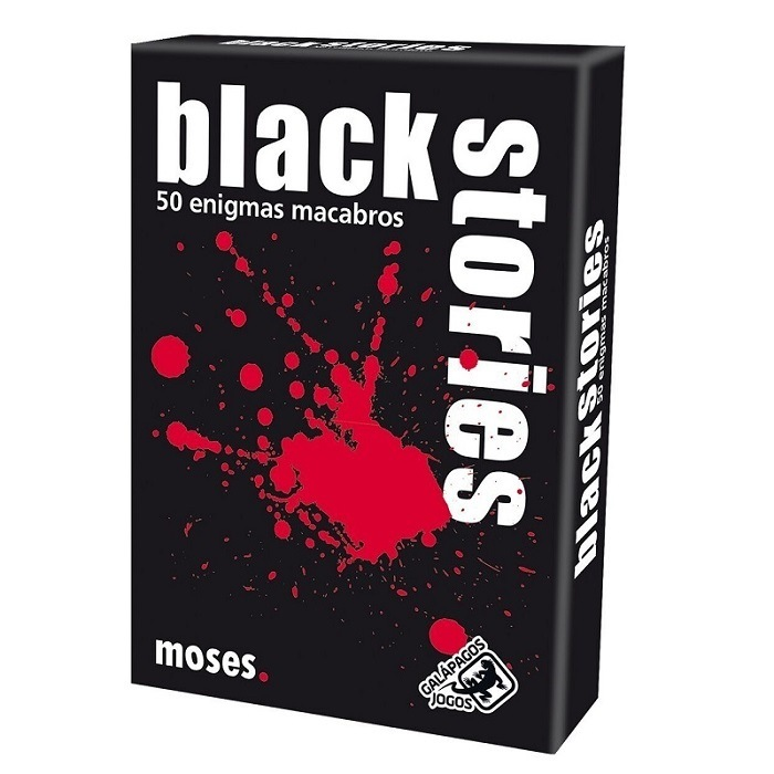 Black Stories 1 - Galápagos