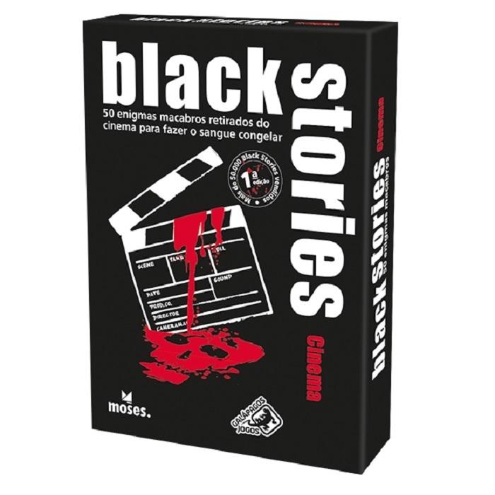 Black Stories Cinema - Galápagos