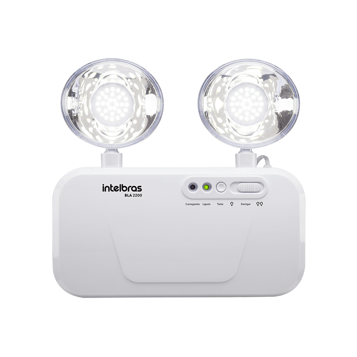 Bloco de Iluminação Autônomo Intelbras BLA 2200