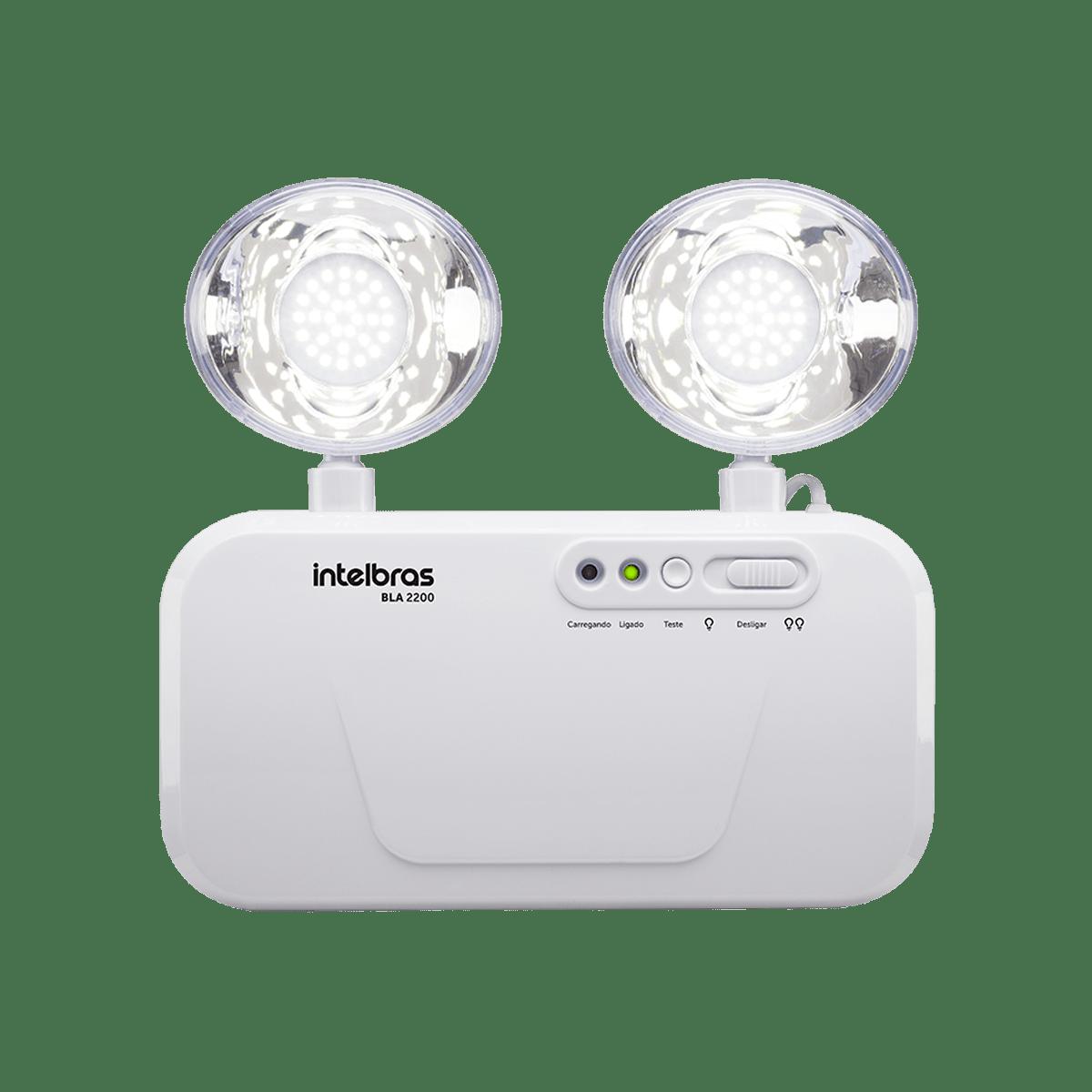 Bloco de Iluminação de Emergência Intelbras BLA 1200