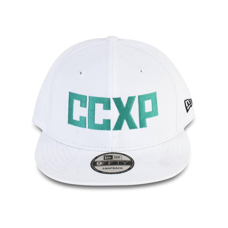 Boné CCXP White