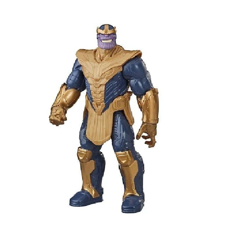 Boneco Thanos - Titan Hero Series - Marvel - Hasbro
