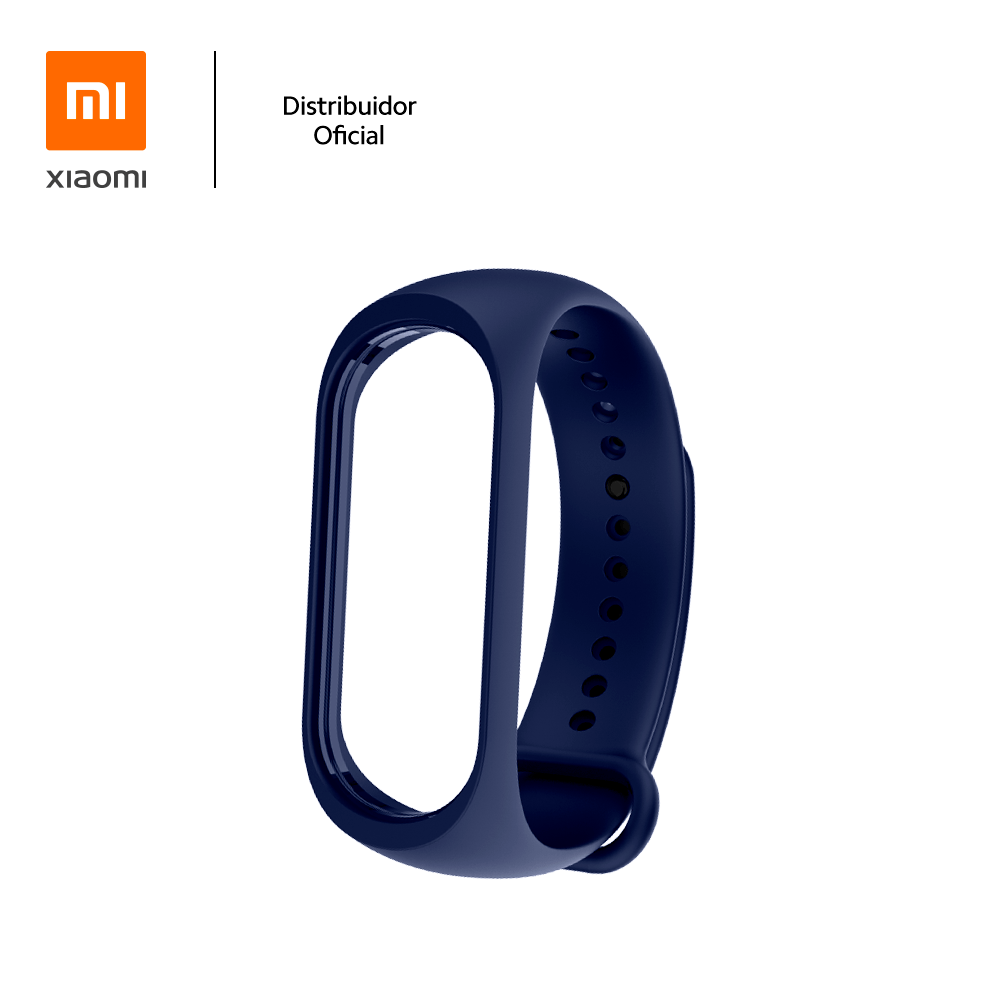 Bracelete de silicone para pulseira Mi band 3 / 4 Xiaomi