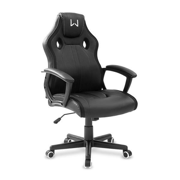 Cadeira Gamer  Warrior Karna Reclinável Preta - GA201