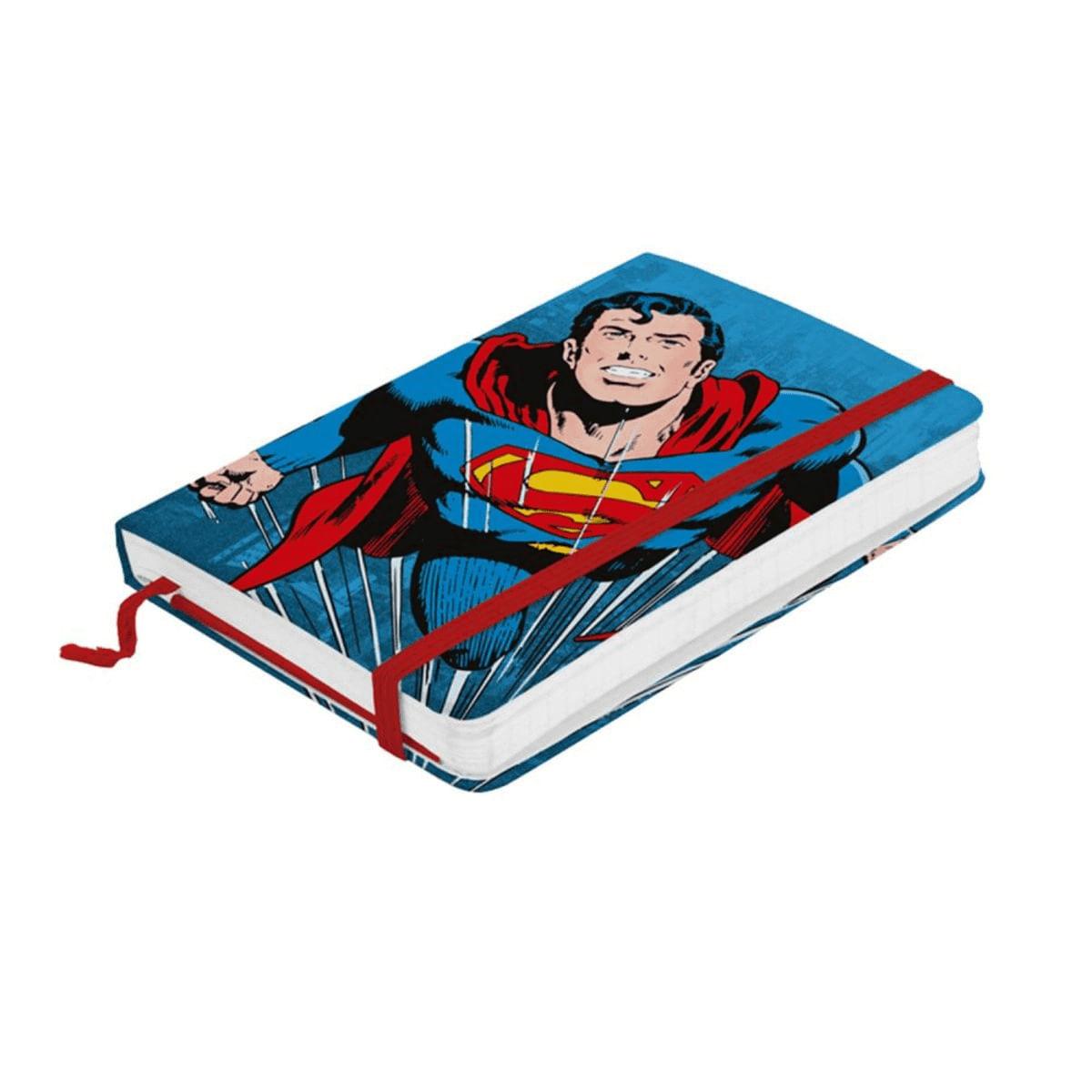 Caderneta Superman DC Comics