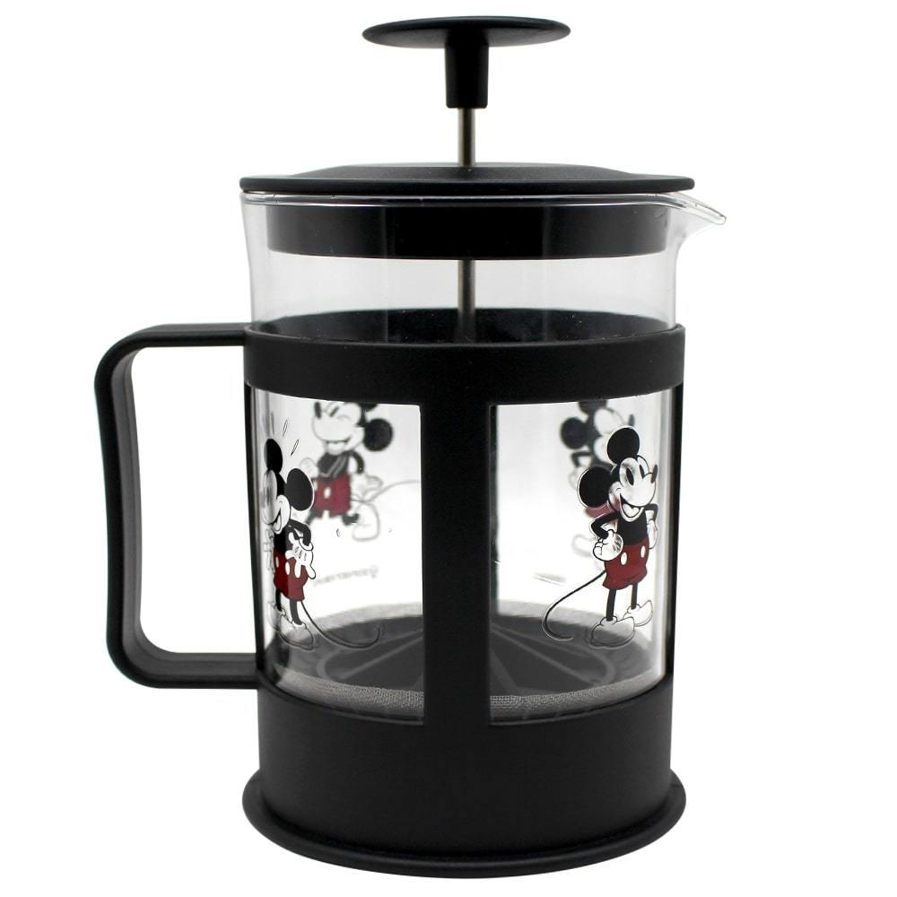 Cafeteira Francesa 600ML Mickey