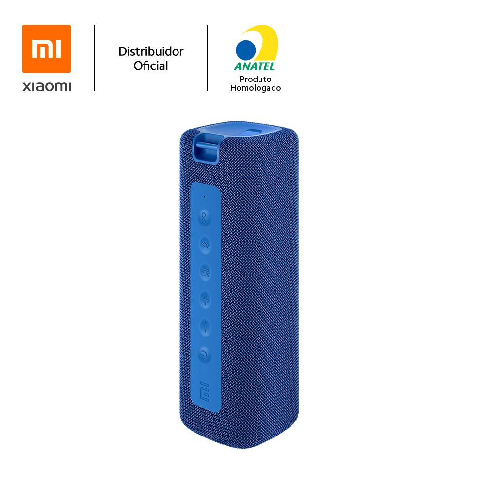 Caixa de Som Bluetooth Xiaomi 16W à prova d'água