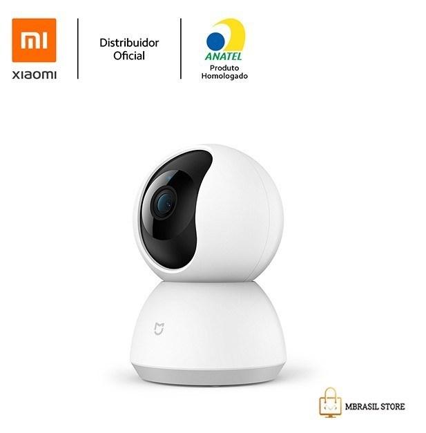 Câmera de segurança 360° 1080P XM