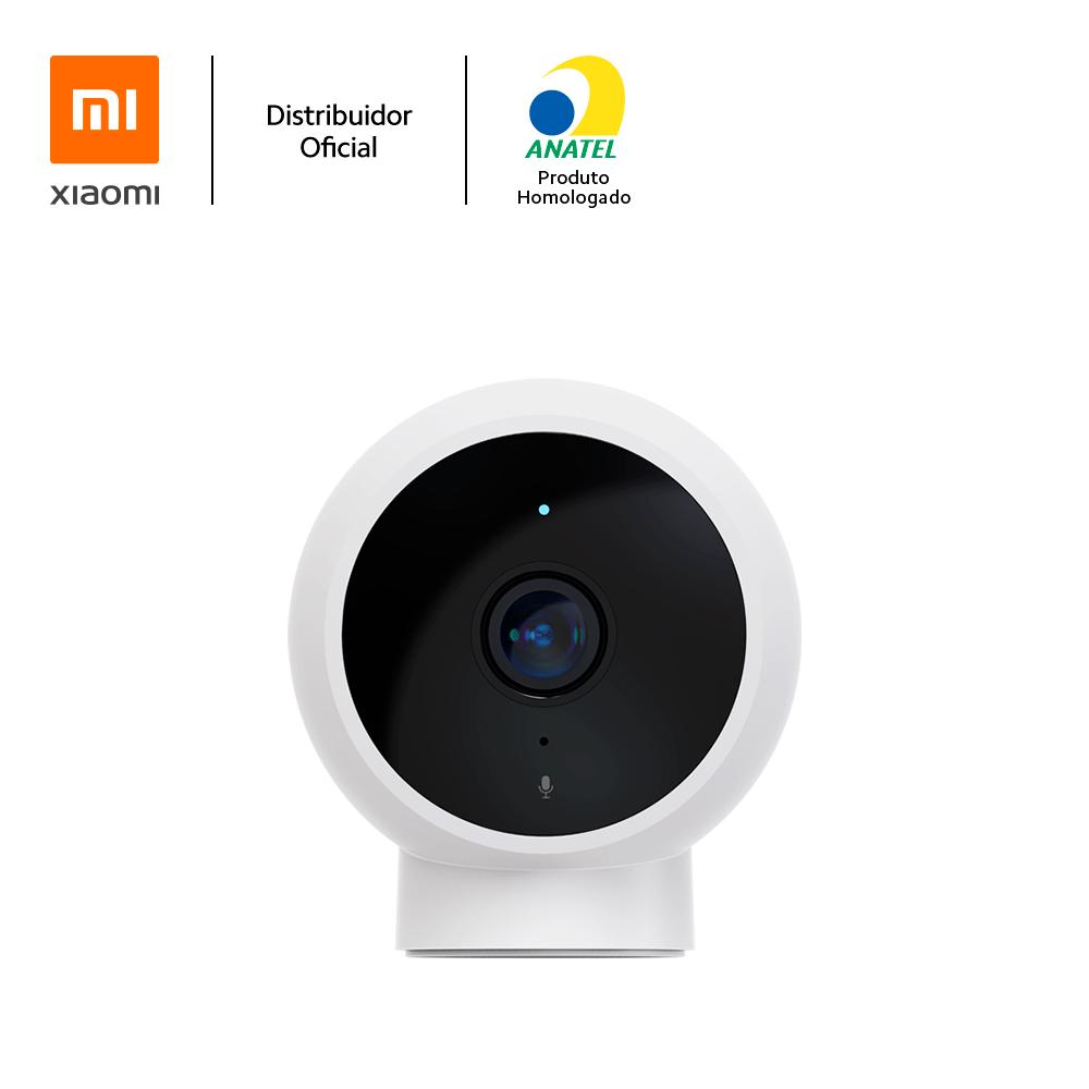 Câmera De Segurança Residêncial Wi-Fi 1080p Com Suporte Magnético