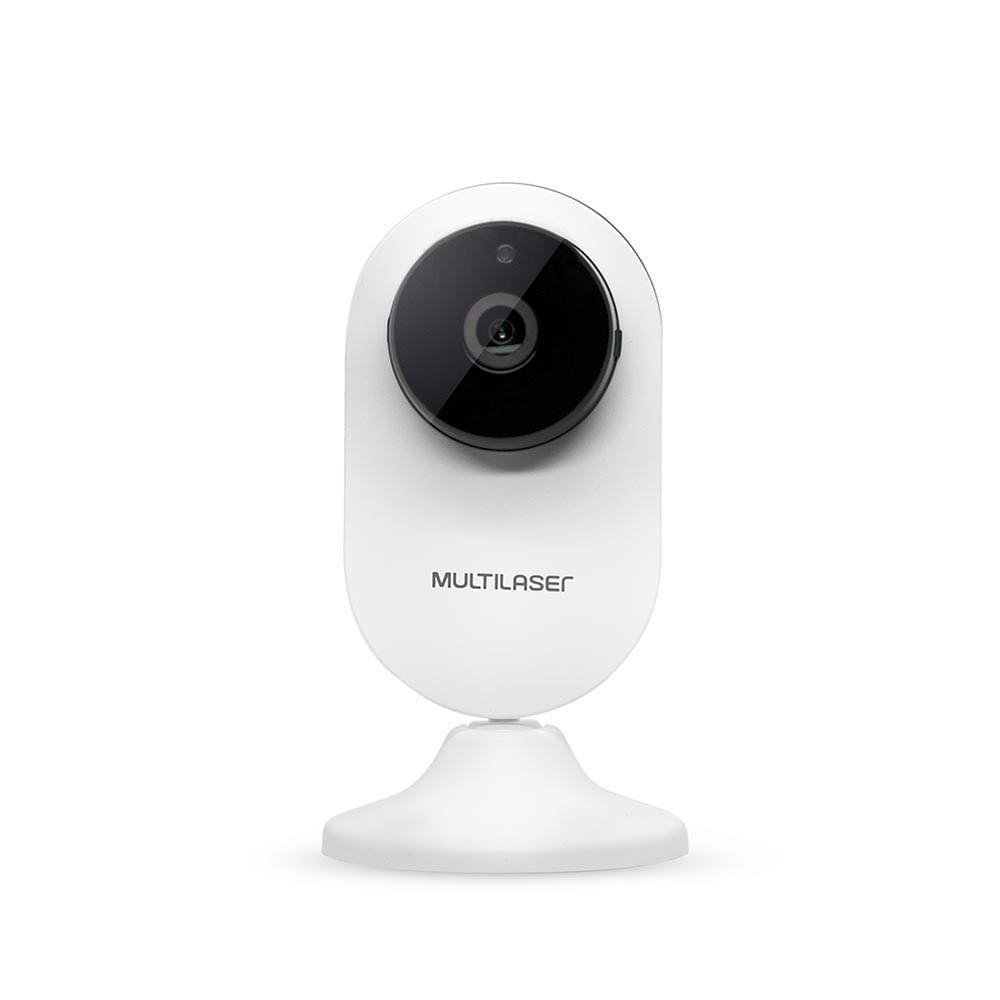 Câmera Interna Inteligente HD Wi-Fi Multilaser Liv - SE223
