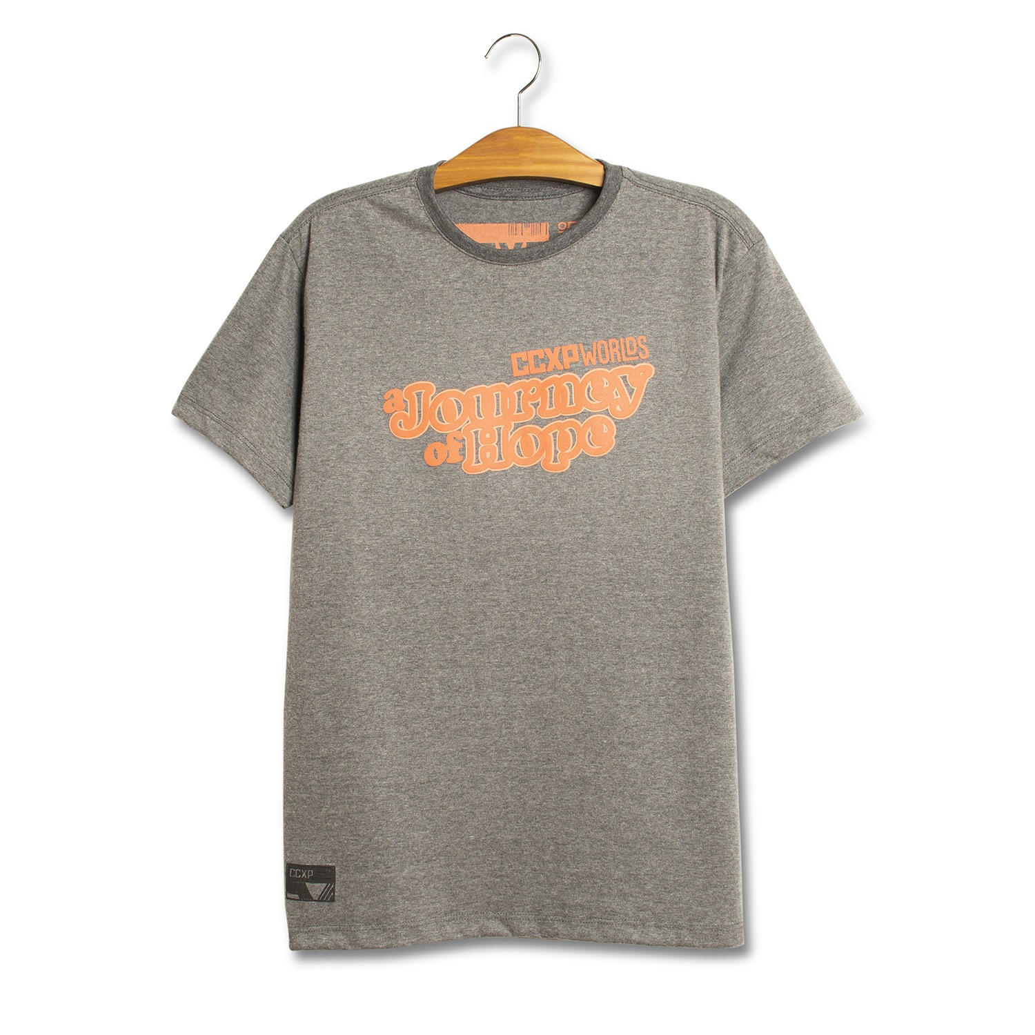 Camiseta Journey of Hope Laranja