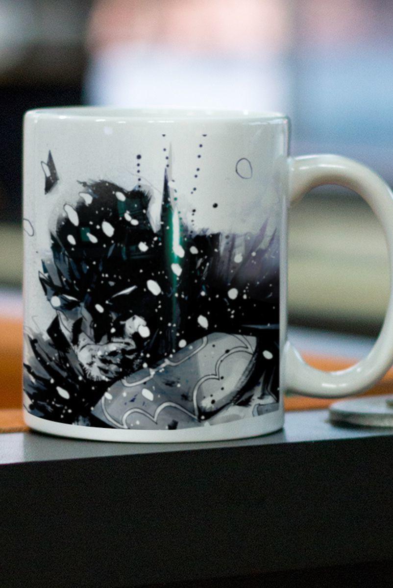 Caneca Batman Neve