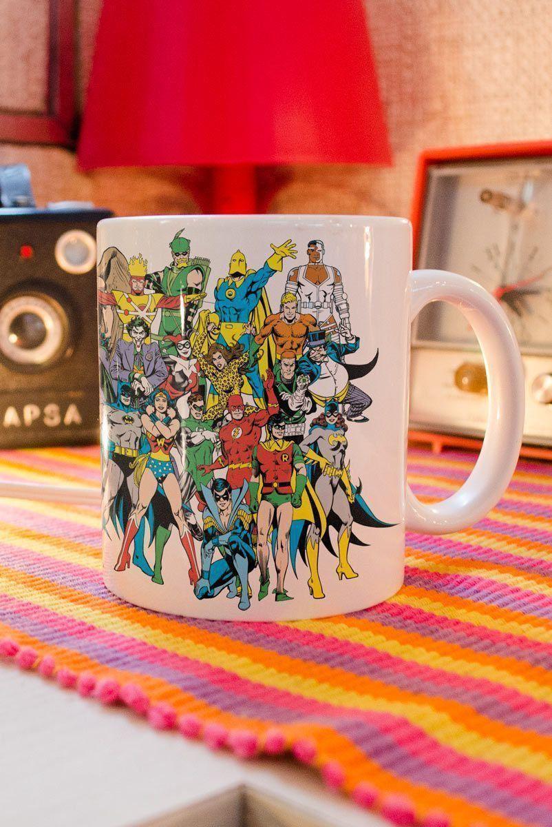 Caneca DC Comics Originals